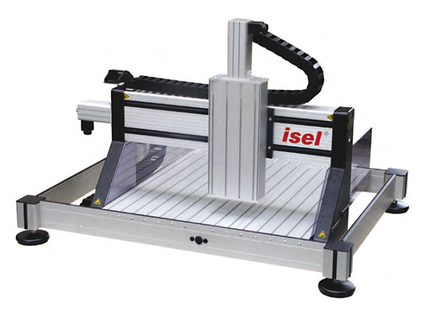 Isel serie Flatbed CNC